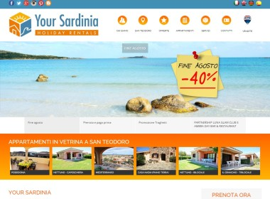 Your Sardinia Holiday Rentals